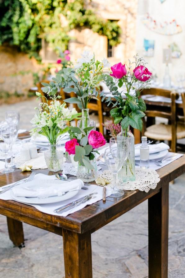 Soaringly Georgeous Wedding in Cretan Province_0098