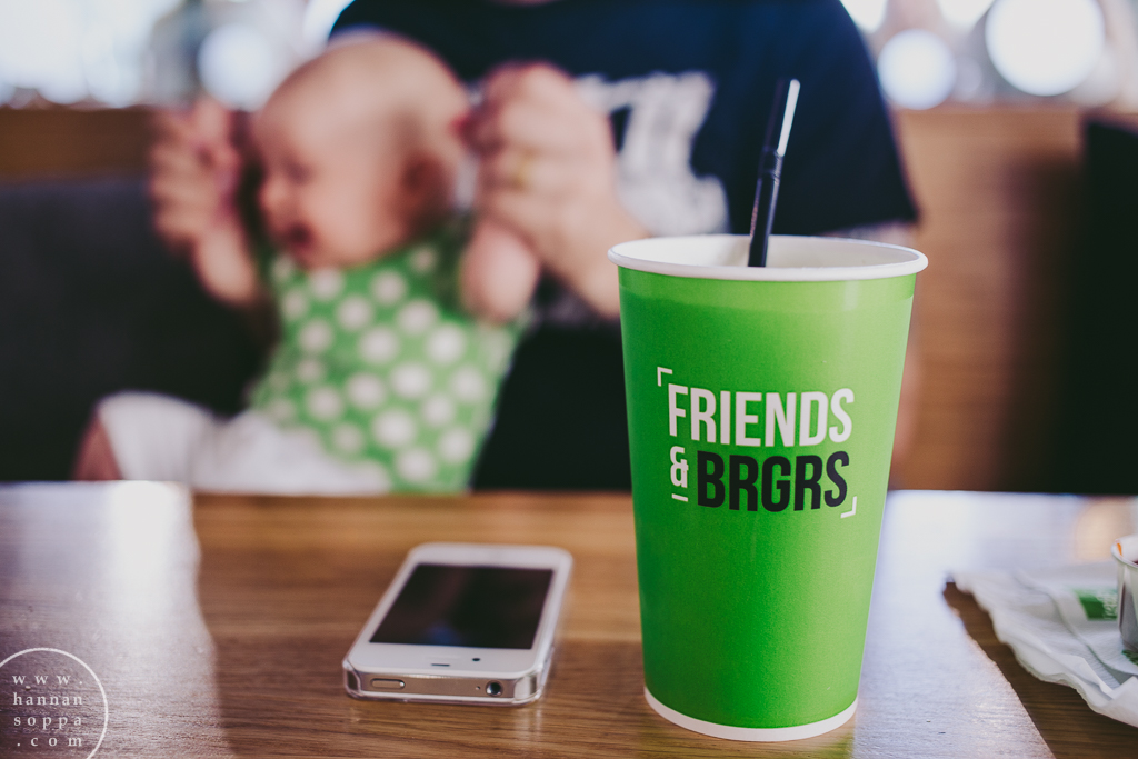 Friends & BRGRS / Hannan soppa