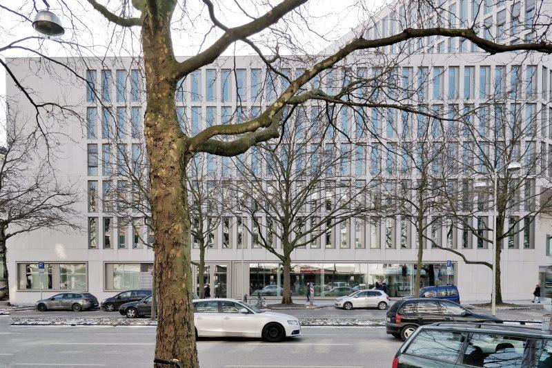 Bürogebäude Aegidientorplatz