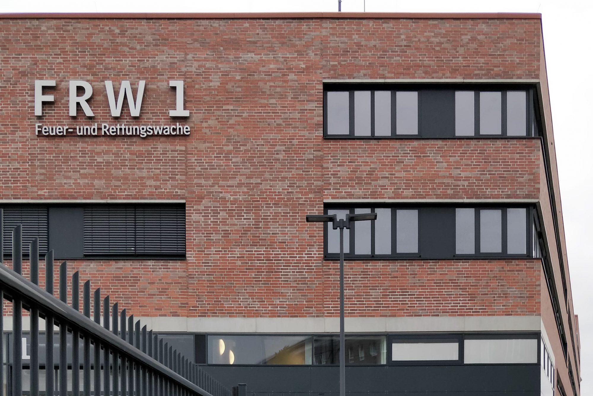 Feuer- und Rettungswache 1 Hannover