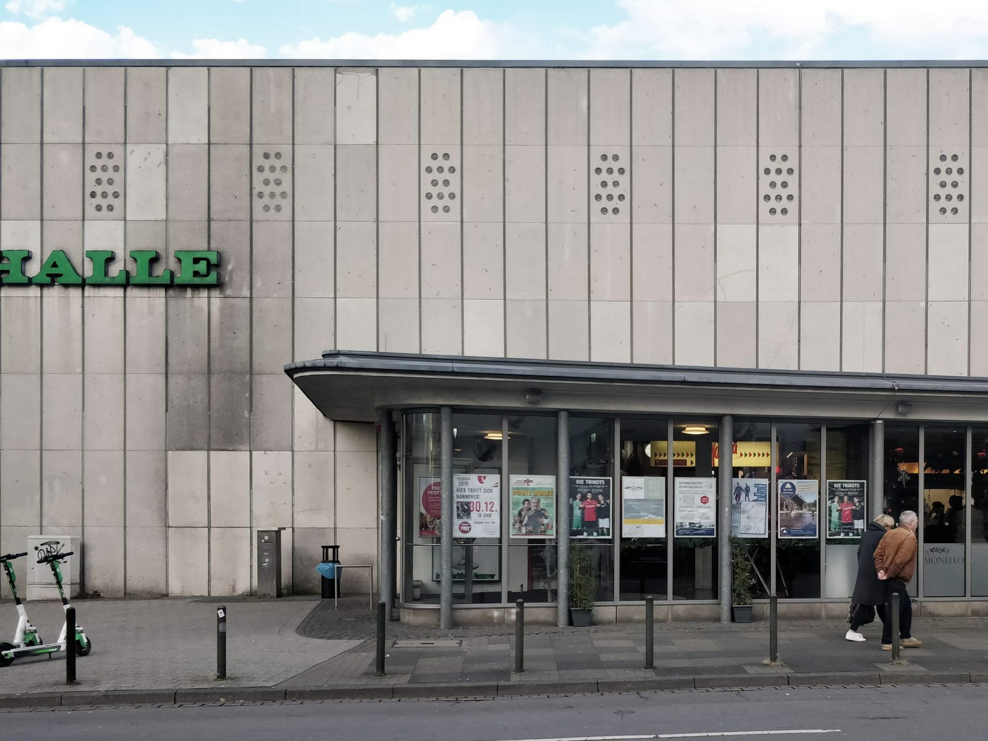 Markthalle Hannover