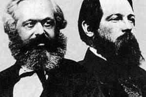 Marx und Engels