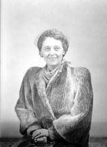 Ruby V. Hanneman, circa 1950.