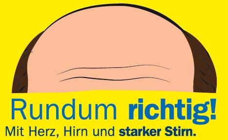MitHerz, Hirn&StarkerStirn