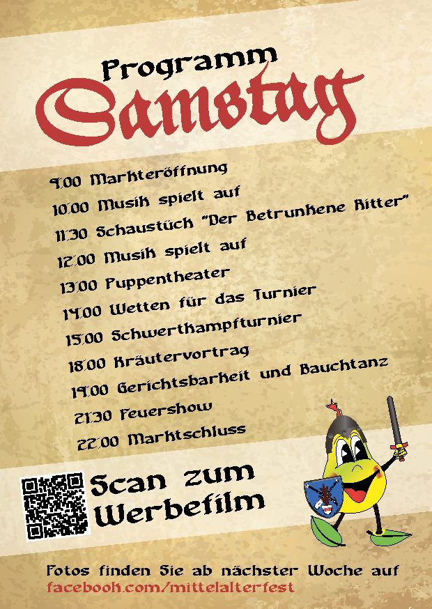 Mittelalterfest-Ardagger-2014-Programm-Samstag