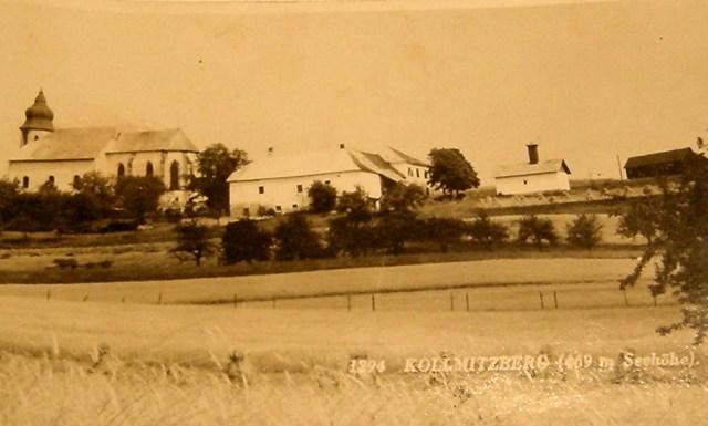 Kollmitzberg-historisch