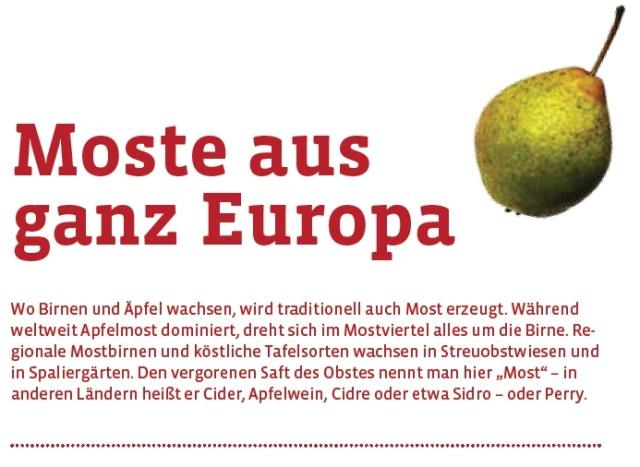 MosteausganzEuropa