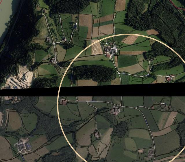 Übersicht-Innerzaun-Pichl