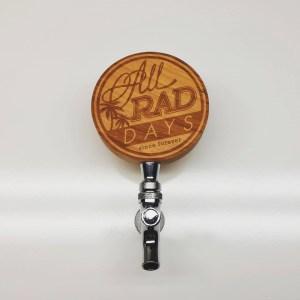 custom beer tap handle
