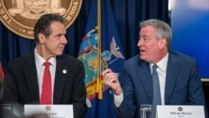 CONFUSION NYC: Cuomo, De Blasio Disagree on School Closures, Parents and Children Left in Limbo