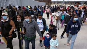 IT'S BIDEN'S FAULT: Mexican President Says Joe Biden to Blame for Migrant Rush Across the Border