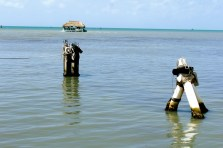 Belize City, Belize August 2014