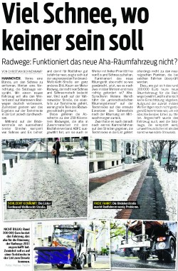 hannovercyclechic np radweg ohne probleme