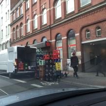 hannovercyclechic radweg behinderung falkenstraße 2
