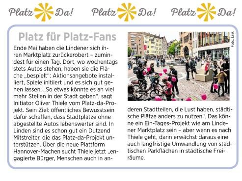 platzda-artikel-in-der-haz-zu-hannovermachen-detailbericht