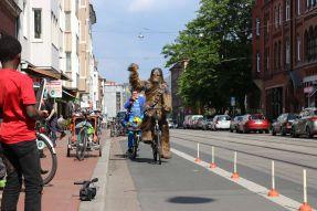 Chewbacca, Heinrich