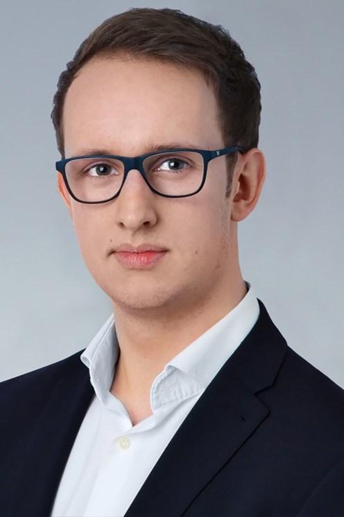 Neu bei modotex: Daniel Olstinski.