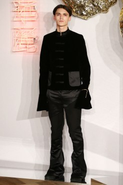 William Fan Show - Mercedes-Benz Fashion Week Berlin Autumn/Winter 2016