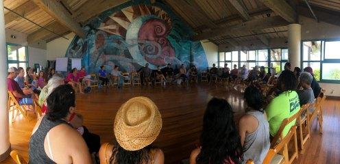 Kaʻa i ka Lawa workshop