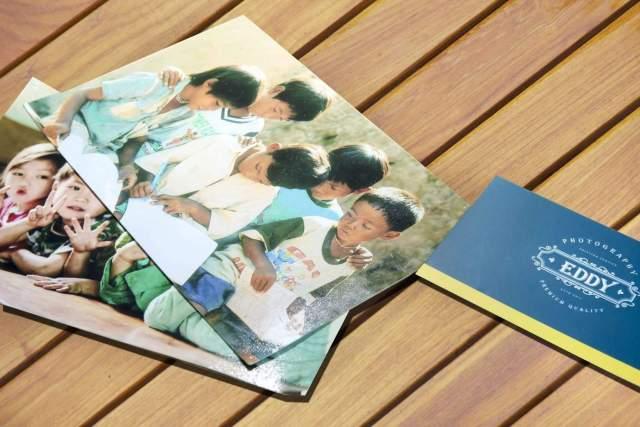 In ảnh Phủ UV giá rẻ tại EddyPrint
