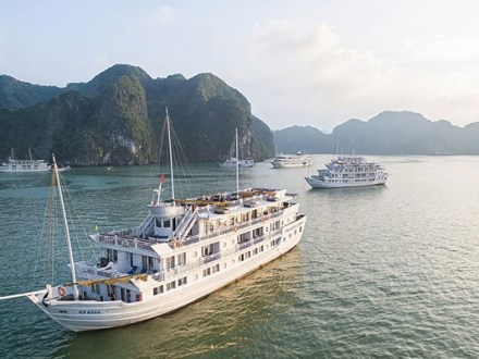 Halong Tours Paradise Luxury Cruise