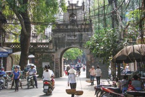 hanoi attractions - old quarter
