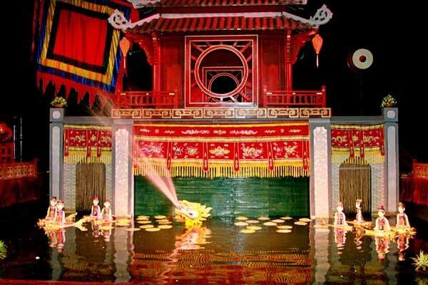 Hanoi Water Puppets (8)