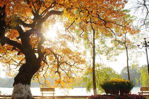 travel hanoi hoan kiem lake