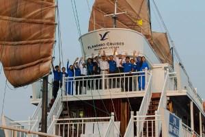 Halong Bay Tour Flamingo Cruise (10)