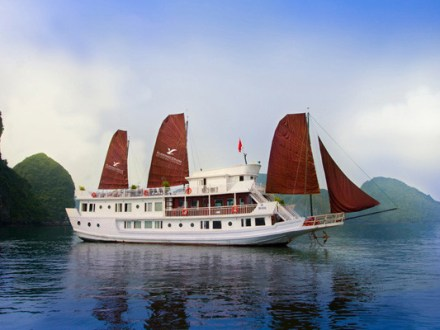 Halong Bay Tour Flamingo Cruise (8)