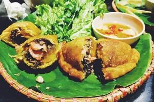 Bánh Gối (Fried Dumplings)