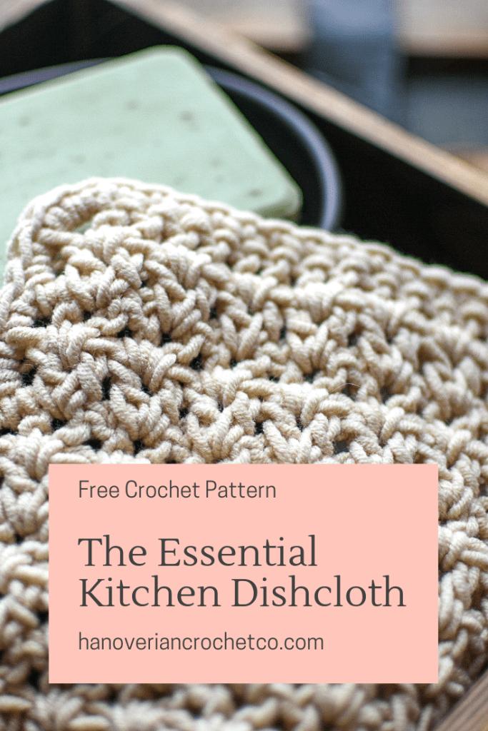essential kitchen dishcloth