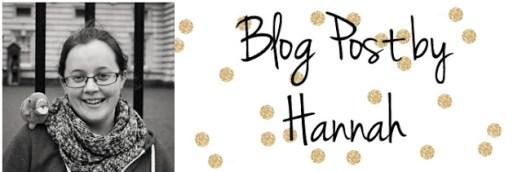 Blog Post by Hannah - Mrs Brimbles