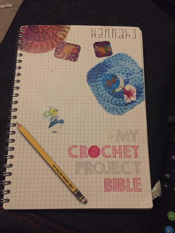 My Crochet Project Bible