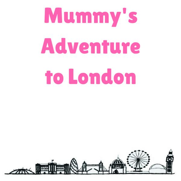 Mummy's Adventure to London