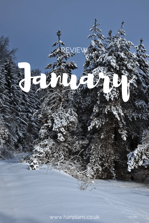 Monthly Review: January 2018
