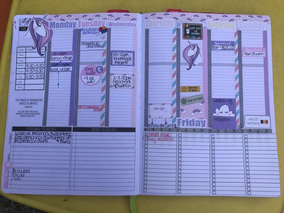 Mrs B's Sticker Club Guest Post - 28th July