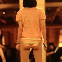 【あのお尻は誰?】 「今際の国のアリス」 アサヒ役 吉田美月喜 のスレンダー肢体が初公開?