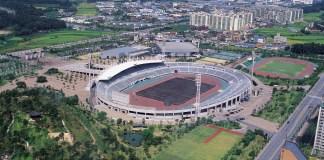 hanquocngaynay.info - Sân vận động Cheonan