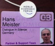 2008 - WEF Davos