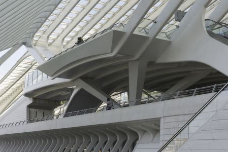 Station Luik-Guillemins 2013-14