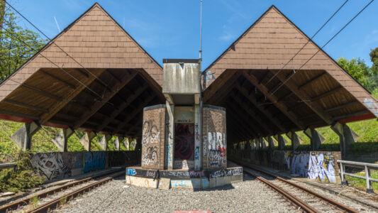 Verlaten Metro Charleroi 2019-23