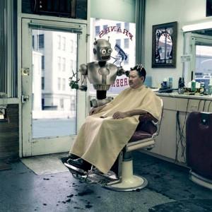 robot barber