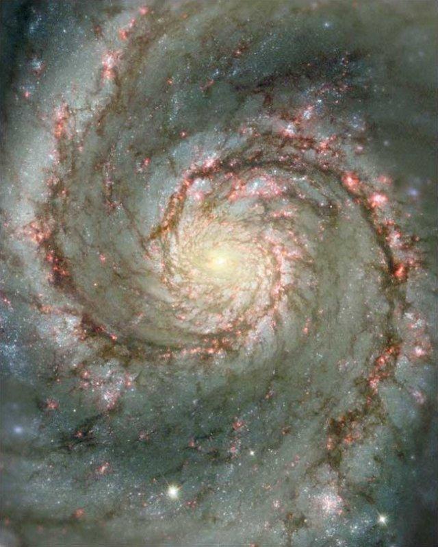 The Whirpool Galaxy