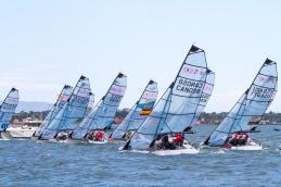 Sailing - Para World Sailing Championships 2015, Royal Yacht Club of Victoria, Williamstown (Aus). 30/11/2015. Photo: Teri Dodds.