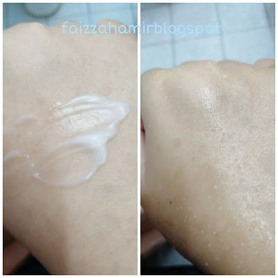 Water Drop Effect water based moisturizer (pelembab)