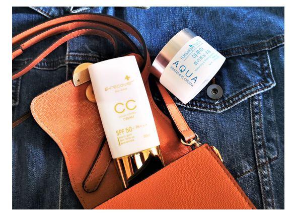 Aqua + CC Cream