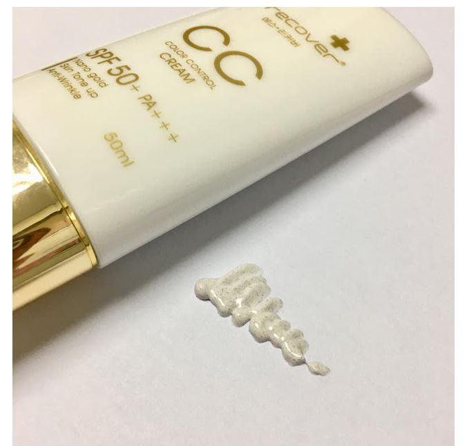 Texture CC Cream