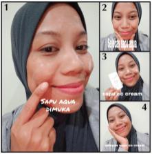4 steps CARA MERAWAT KULIT MUKA JERAGAT
