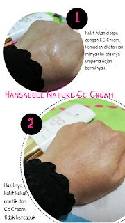 Cara Penggunaan CC Cream 6